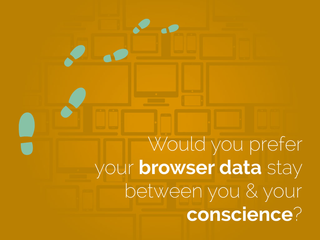 Don't Want to be Tracked? How to Clear Your Mobile Browser Data