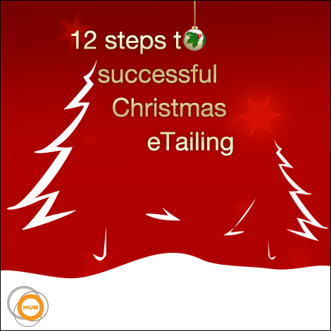 Twelve Steps to successful Christmas eTailing
