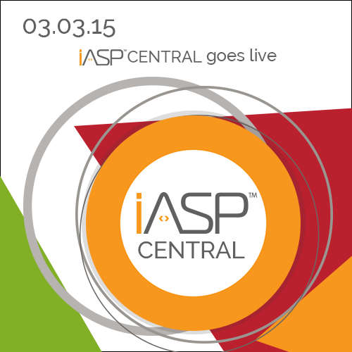 Welcome to iASP™ CENTRAL