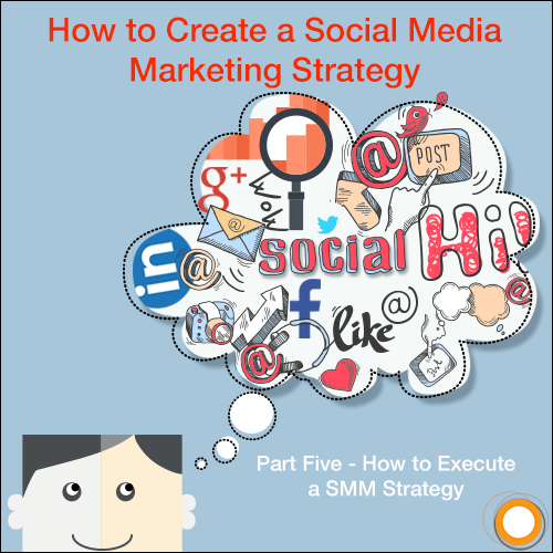 How to Create a Social Media Marketing Strategy - Part Five